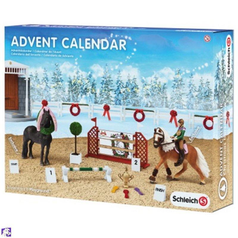 Weihnachtskalender Schleich Pferde.97051 Adventskalender Pferde 2015 Schleich Bullyland